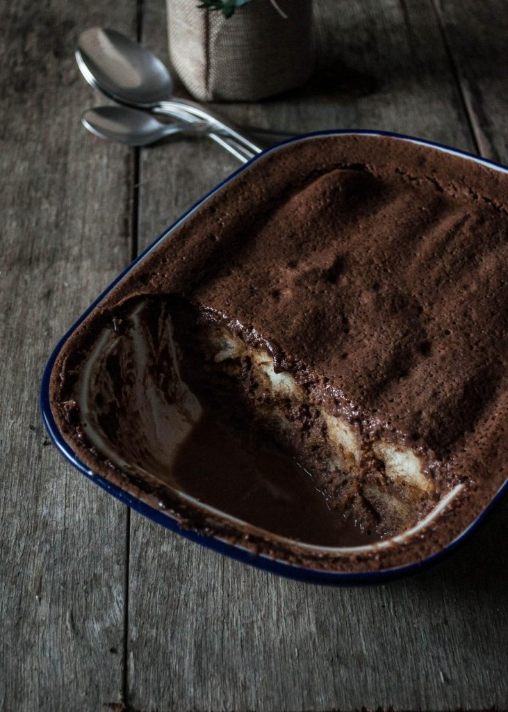 Tiramisù de Chocolate