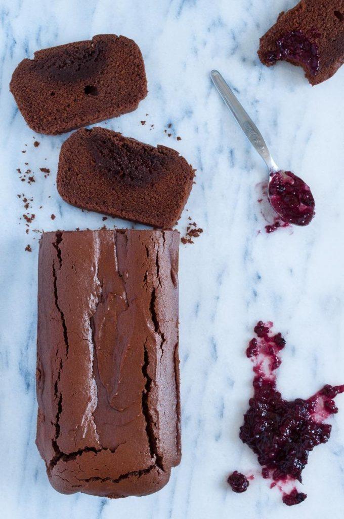 Bolo de Chocolate para Todos! (sem glúten)