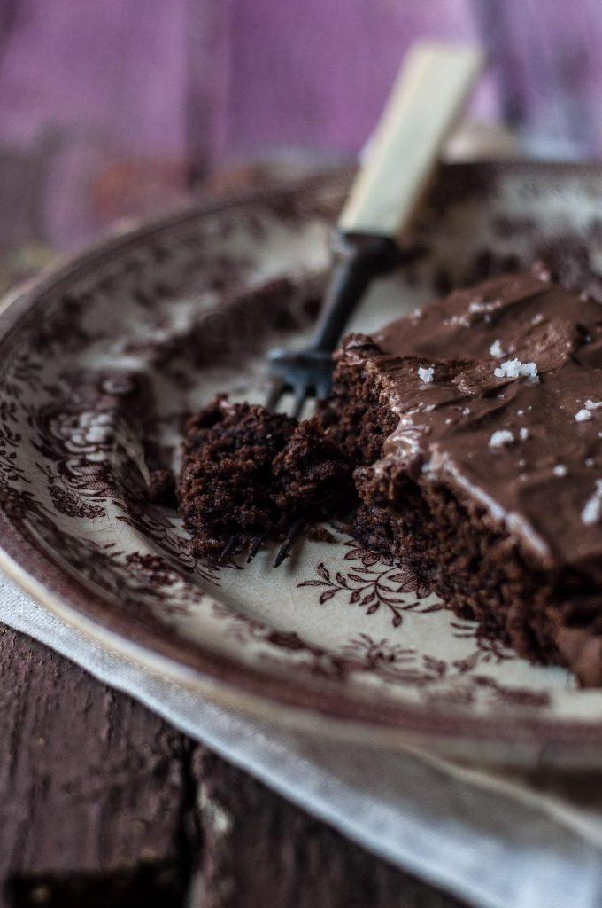 Brownies com Farinha Teff (sem glúten)