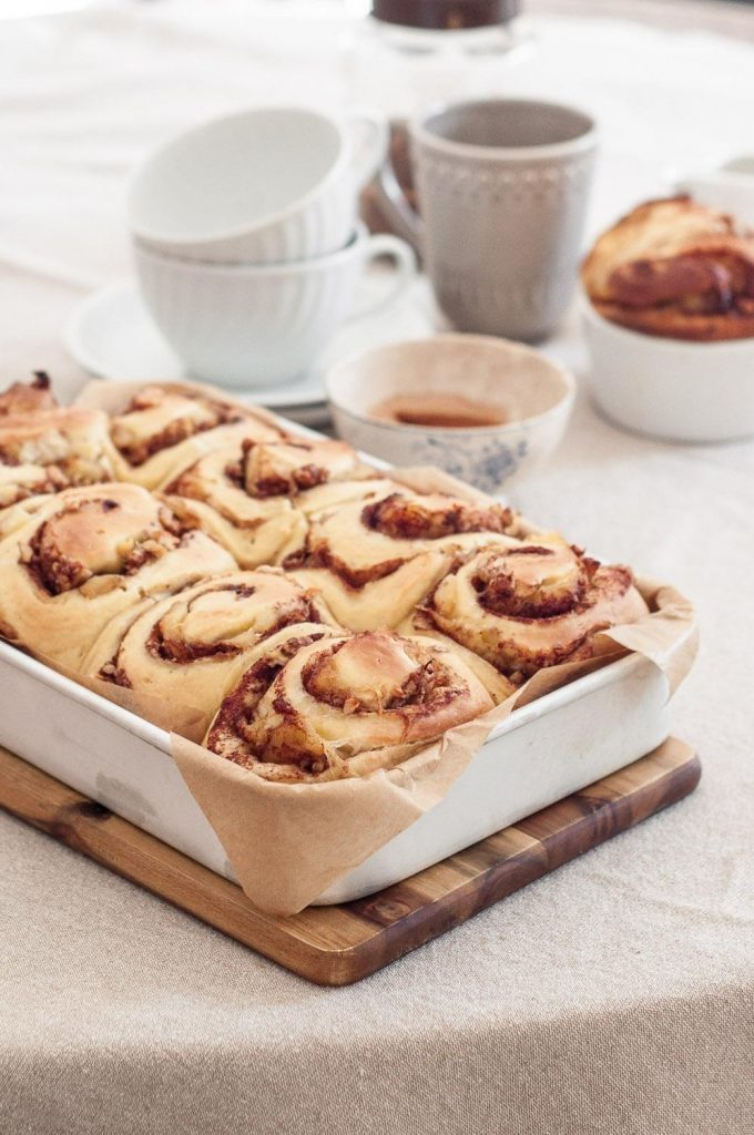 Hawaiian Cinnamon Rolls