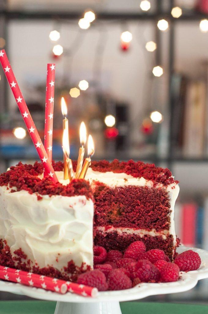 Red Velvet para o 4º Aniversário!