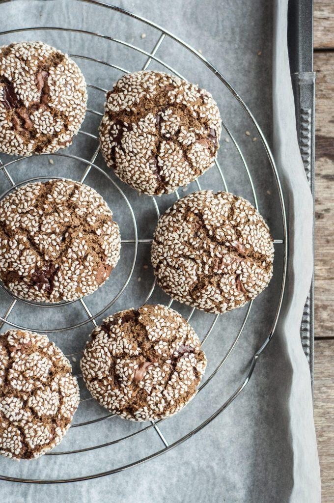 Cookies de Tahini